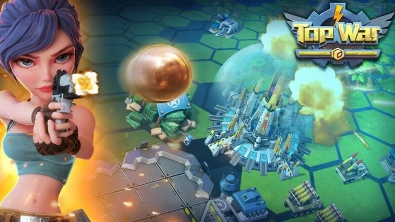 Top War Battle Game Gift Code