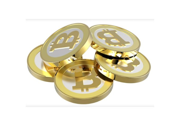 Bitcoin had a drop