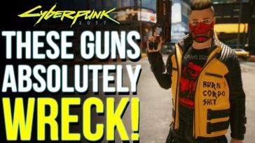 Don't miss Cyberpunk 2077 merchandising plus breathtaking