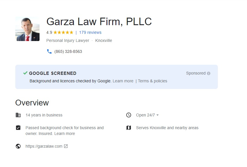 Garza Law Firm, PLLC