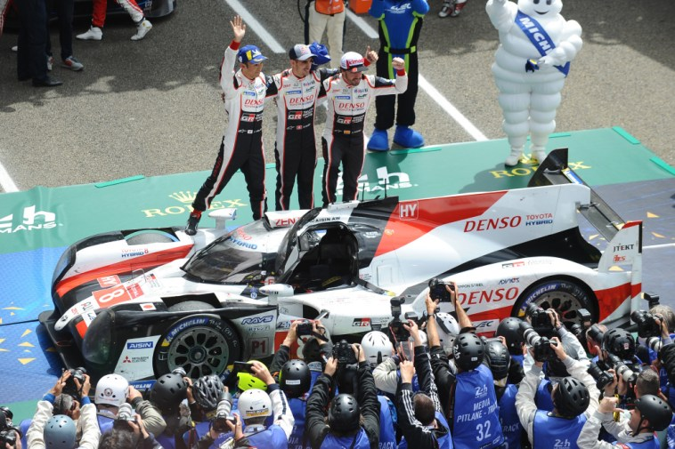 The 24 Hours of Le Mans is an event in what sport