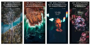 Top 15 Wallpaper Apps for Smartphones