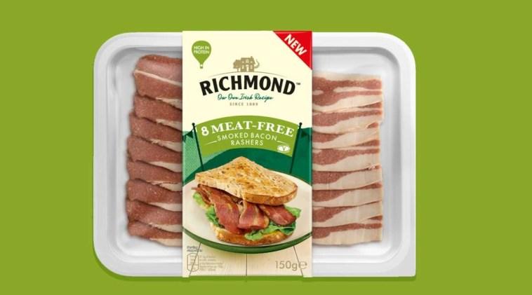 Richmonds Meat Free Bacon