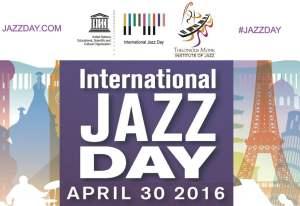 2016 國際爵士音樂日全明星音樂會