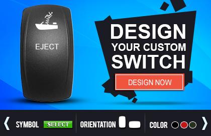 illuminated marine rocker switches led light bar wiring diagram no relay switch pros custom click to design your