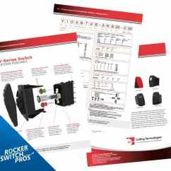 Narva Rocker Switch Wiring Diagram Wire Plug Pros Custom Switches Carling V Series
