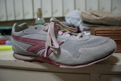 hitec rubber shoes
