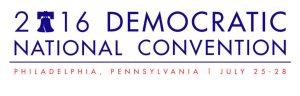 2016 Democratic National Convention Committee logo (PRNewsFoto/2016 DNCC)