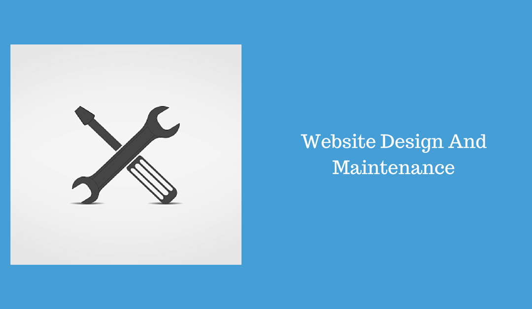 Website Design And Maintenance For Your Small Business