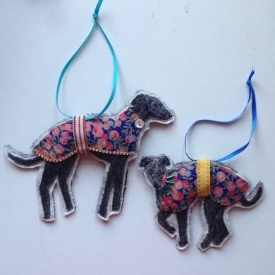 hanging greyhounds