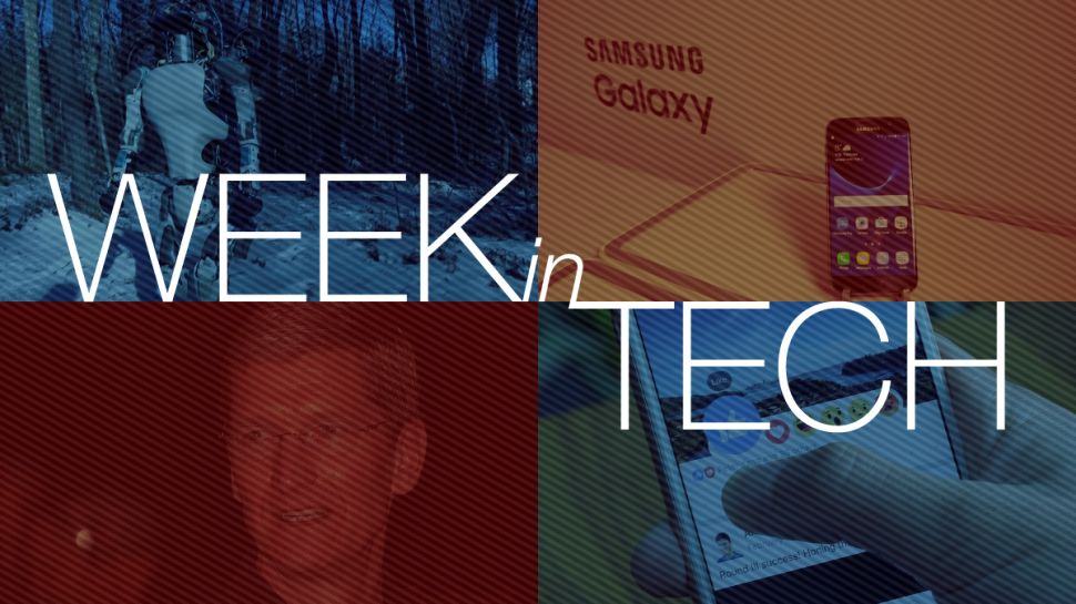 Week in Tech: Apple's FBI dispute heats up, Samsung has the Edge at MWC | TechRadar