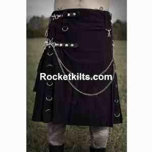 gothic kilt,steampunk kilt,black gothic kilt, black kilt, gothic kilts, kilt for sale, kilt buy, great kilt