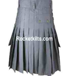 utility kilt,grey kilt,grey utility kilt, Scottish Highlands, traditional scottish kilt, highland kilts for sale,Scottish highland kilt