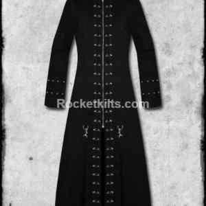 vampire jacket,gothic vampire jacket,mens vampire trench coat,mens vampire coat,mens gothic trench coat