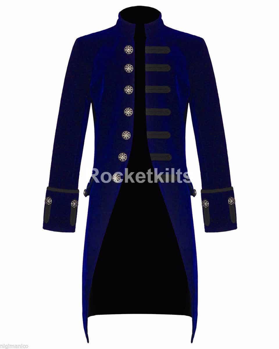 modern frock coat