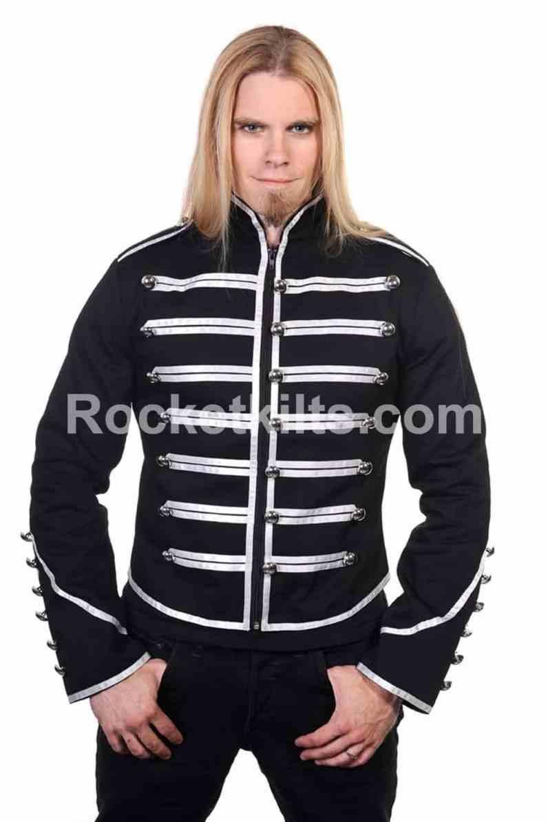 Military Jacket Mens