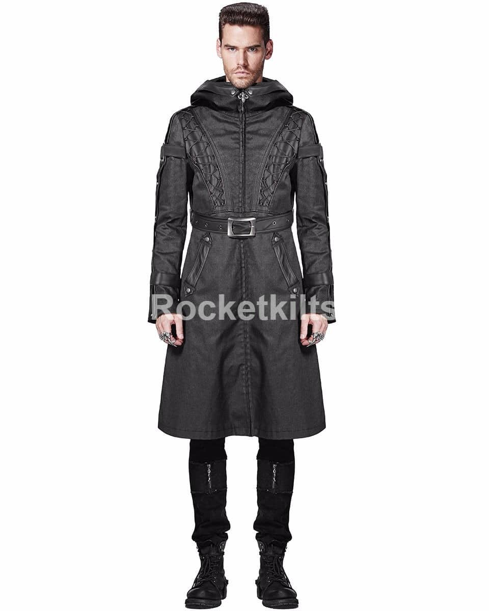 black man style jacket