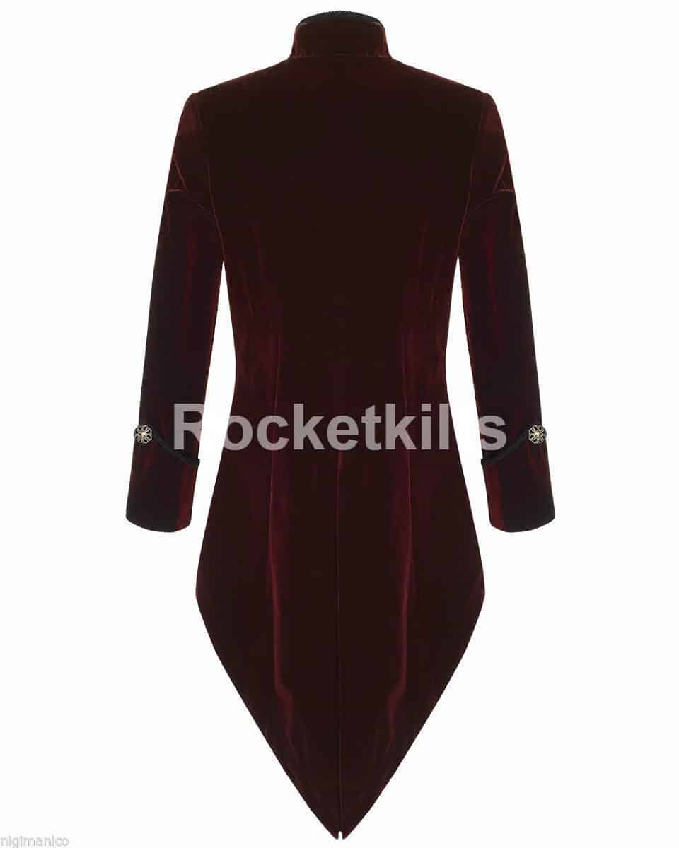red tailcoat,black tailcoat,blue tailcoat,blue tailcoat costume,royal blue tailcoat,blue tailcoat jacket,light blue tailcoat