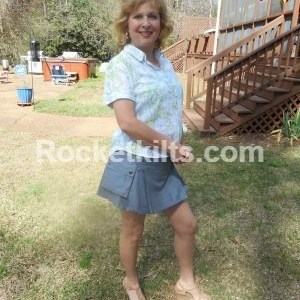 greay kilt, plain grey kilt, kilt for sale, womens kilt, womens mini kilt, great kilt, utility kilt