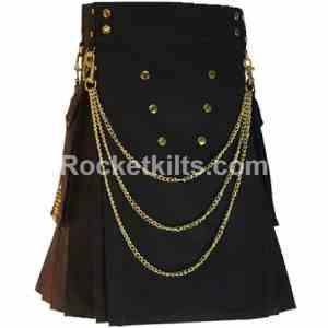 modern kilt, mens utility kilts,modern kilt fashion,everyday kilts,modern utility kilt,work kilt,black utility kilt
