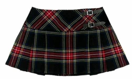 scottish tartan skirts