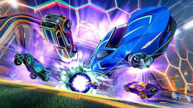 Play Rocket League®   Rocket League® - Official Site