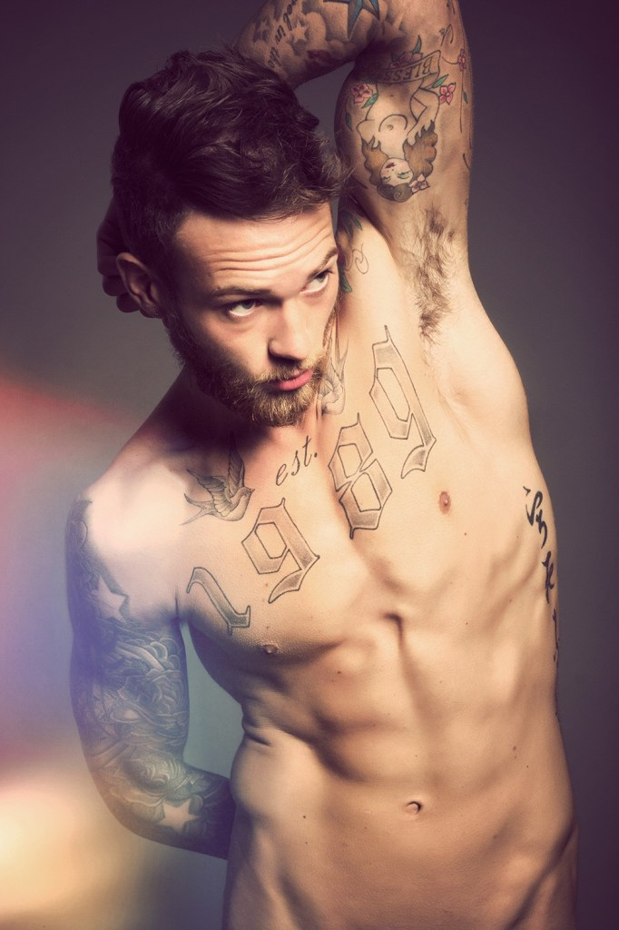 Billy Huxley by Maciek 3