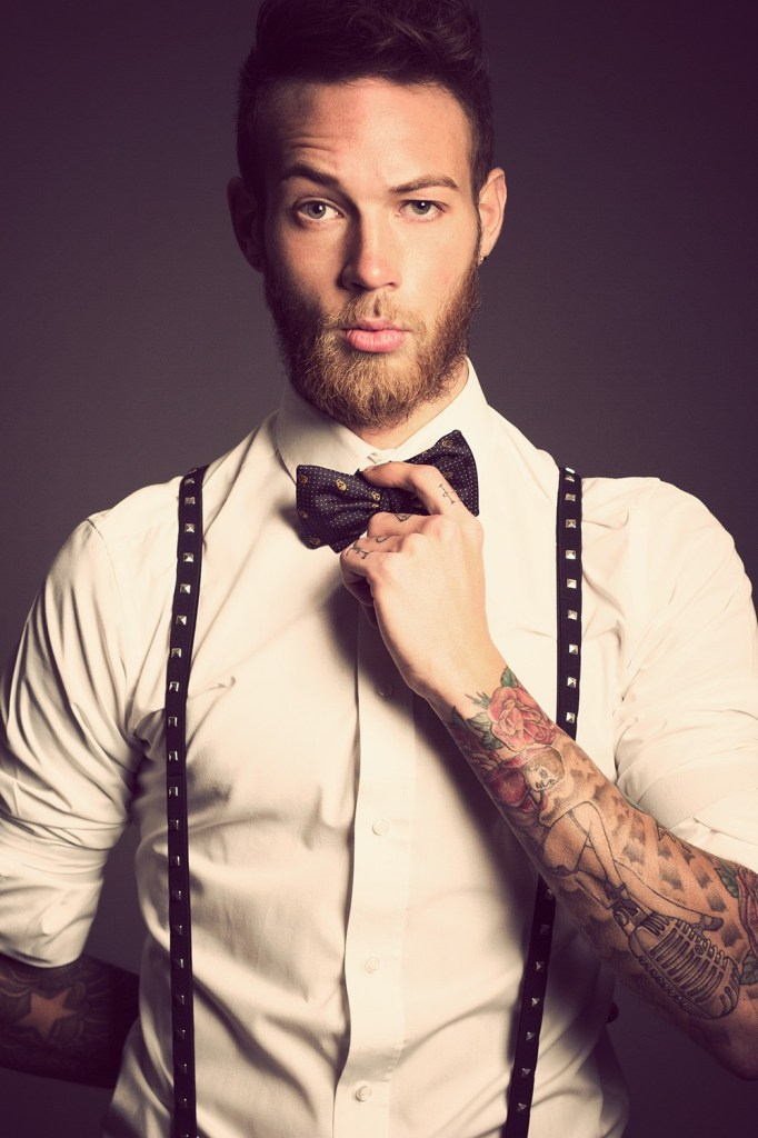 Billy Huxley by Maciek 9