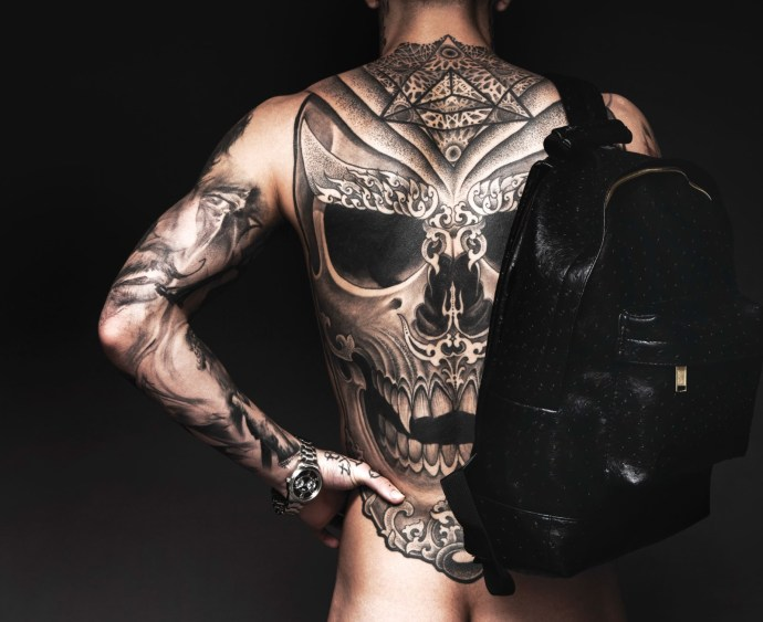 A Disrobed Stephen James by Darren Black | Hedonist 1