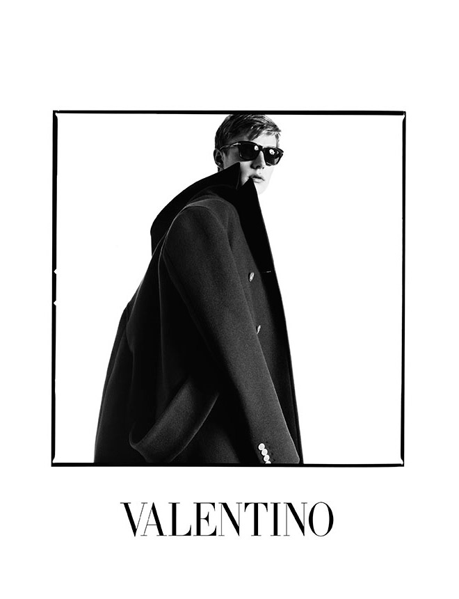 Valentino Campaign Fall Winter 2014