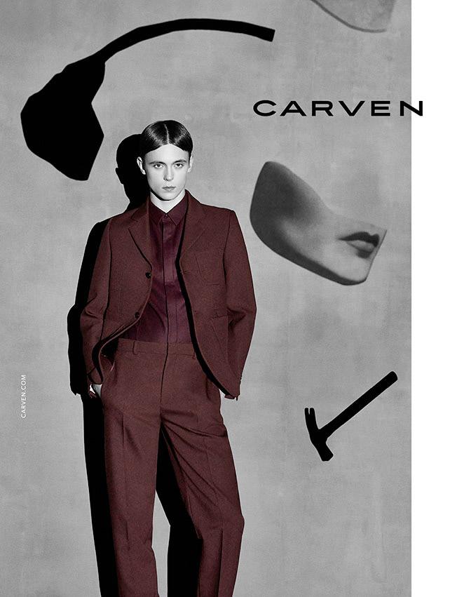 carven campaign