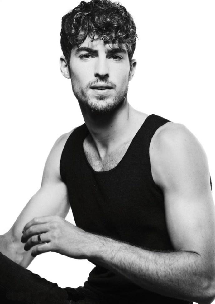 Antonio Navas modelo