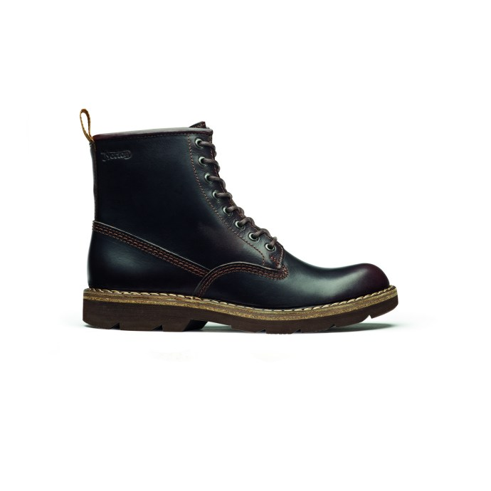 Mellor Rise Dark Brown Leather