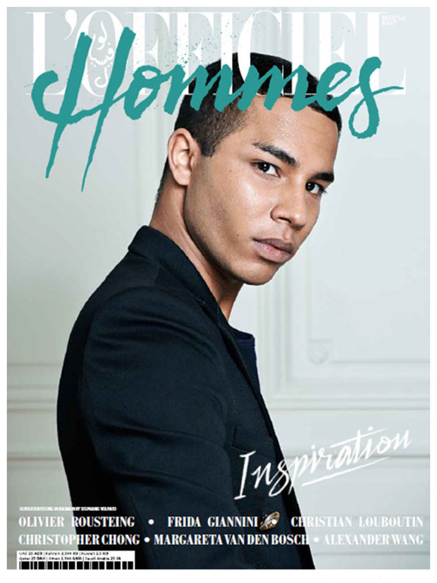 Olivier-Rousteing-LOfficiel-Hommes-Middle-East