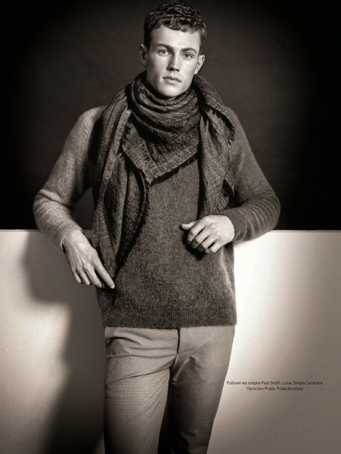 L'Officiel Hommes Hellas  00
