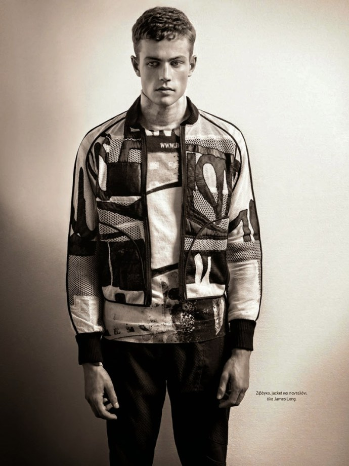 L'Officiel Hommes Hellas 4