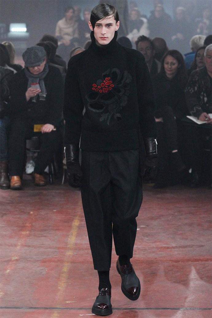 Alexander McQueen Otoño Invierno 2015 15