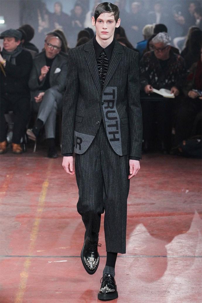Alexander McQueen Otoño Invierno 2015 2
