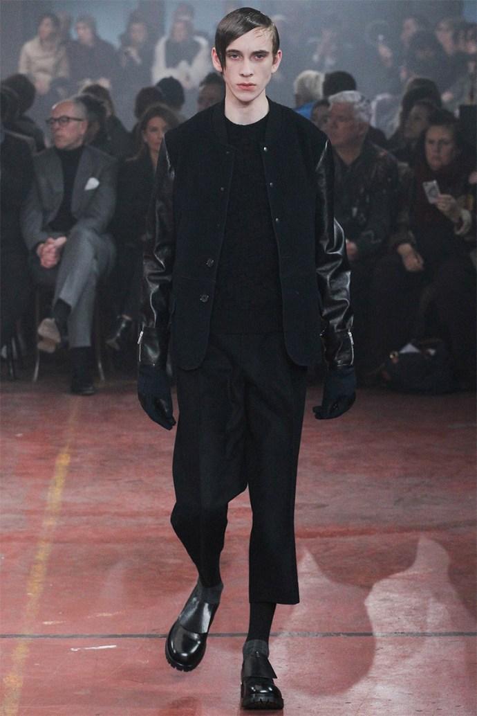 Alexander McQueen Otoño Invierno 2015 21