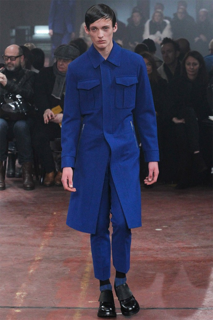 Alexander McQueen Otoño Invierno 2015 23