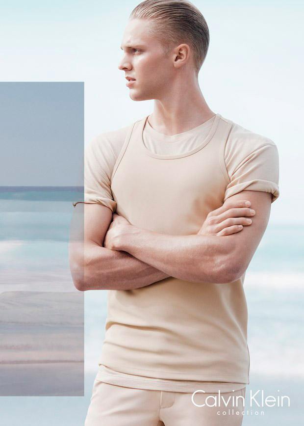 Calvin Klein Colección Primavera Verano 2015 Campaña 1