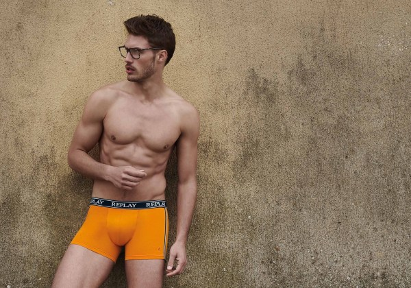 JABEL BALBUENA PARA REPLAY UNDERWEAR 5