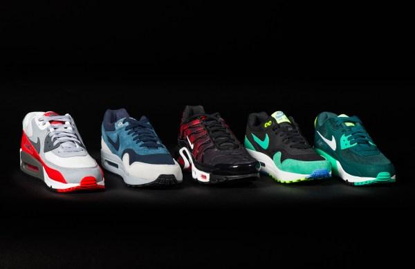 Nike Air Max FAMILY PACK SHOT