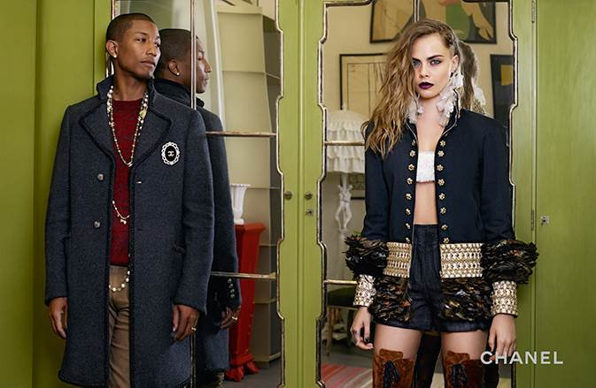 Pharrell-Williams-Chanel-Paris-Salzburg-Campaign-Shoot-002