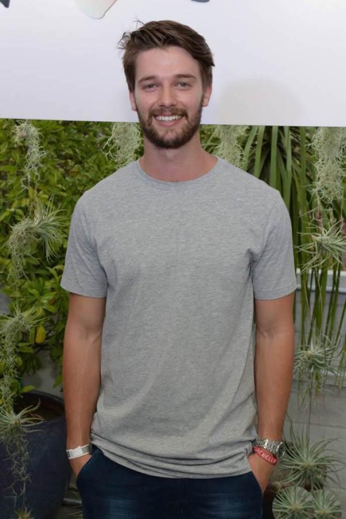 Patrick Scharzeneger Coachella 2015