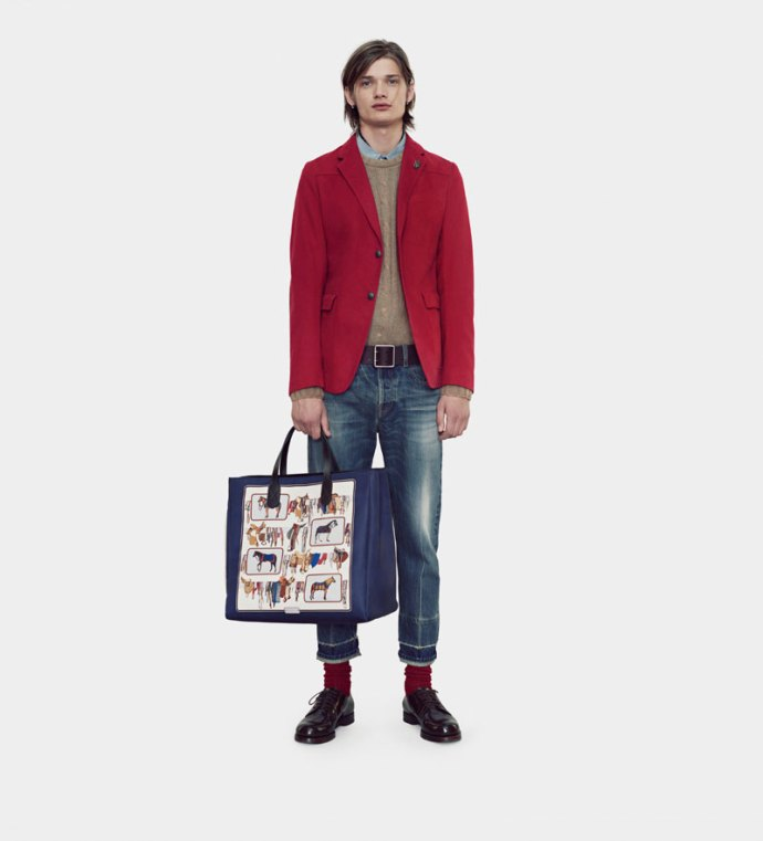 GUCCI PRE-FALL 2015 LOOKBOOK 4