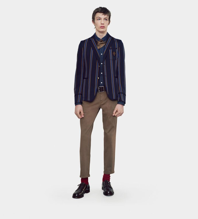 GUCCI PRE-FALL 2015 LOOKBOOK 9