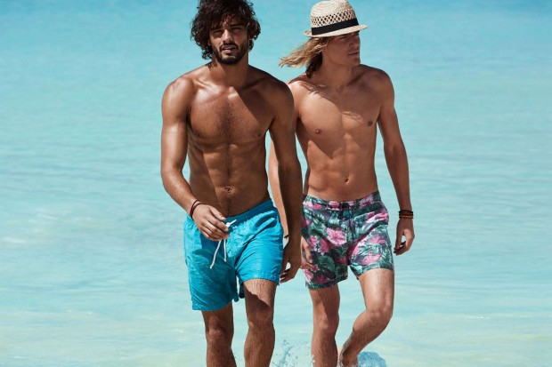 MARLON TEIXEIRA Y TON HEUKELS PARA H&M SPLASH OF COLOR 2