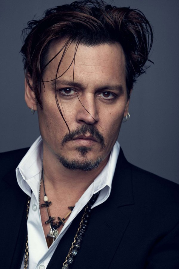 Johnny Depp New Dior Embassador