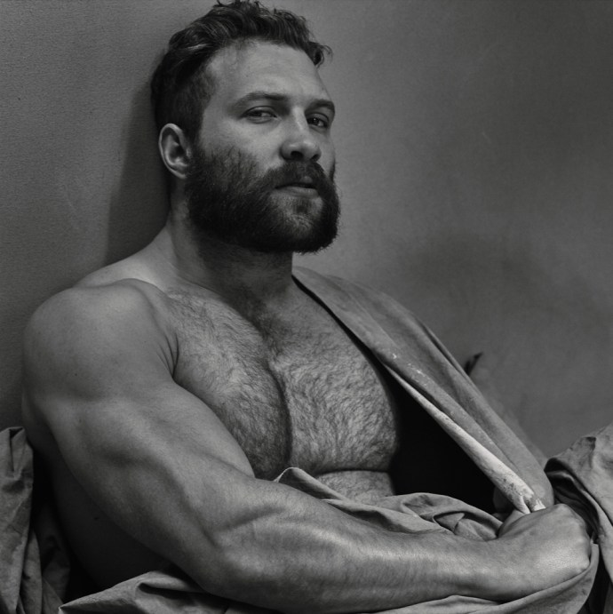 jai courtney shirtless 2